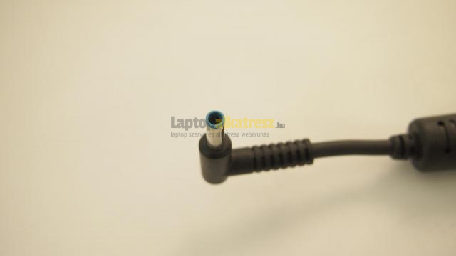 HP 19.5V 4.62A (90W) gyári új vékony center-pines laptop hálózati töltő